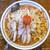 ダルマ食堂 - 料理写真:味噌ちゃんタンメン(辛味あり)