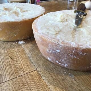 チーズ/イタリアパルマ産