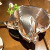 グリルキャピタル東洋亭 - 料理写真:アルミホイルに包まれて‥