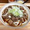 今浪うどん - 料理写真:『肉肉うどん(中)』様(900円)