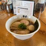 中華そば 田家 - 料理写真: