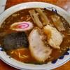 中華そば 初代 梵天丸 - 料理写真:濃厚魚介黒丸中華そば 600円