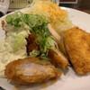 オリーブ・キッチン  - 料理写真:鱧フライ定食クリームコロッケ付き