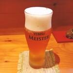 ほむら - 生ビール