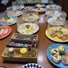 青山コーヒー舎 - 料理写真:ブュッフェ全体