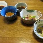 日本の洋食 玉いち - 料理写真:箸休め