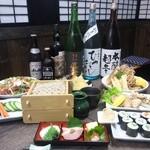 ゆらり - そば処ゆらりのお食事宴会プラン2000円より承ります。ご予算ご相談下さい。