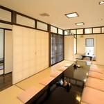 鈴吉 - 座敷(3部屋あります)
