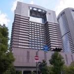 帝国ホテル 大阪 - ホテル全景