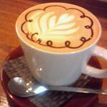 クロッチョカフェ - カフェラテ