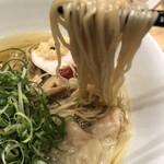 158317509 - 細麺をチョイス