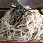 三里庵 - そば(コシは有りました)