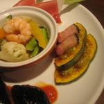 タイーム - 2012・11月 レア野菜・宿儺かぼちゃ