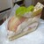 ラ・メゾン アンソレイユターブル - 料理写真:シャインマスカットと白桃のミルクティータルト