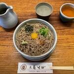 土蔵蕎麦 - 料理写真:土蔵そば