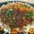 ガスト - 料理写真:鉄板焼きナポリタンとビーフチーズINメンチかつ