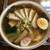 わん楽 - 料理写真:チャーシューワンタンメン(850円)