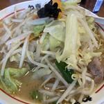 ラーメンねぎっこ - 料理写真:野菜みそ ¥780