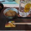 スナック ゆか - 料理写真:大根の煮物と芋焼酎お湯割り