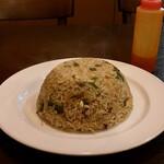 ネパール・インド料理 ゴルカ - ゴーヤ&豆腐フライドライス