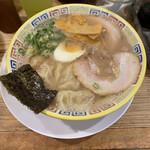 久留米とんこつラーメン 松山分校 - 料理写真: