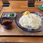 手延べ麺お食事処 銀四郎 - 料理写真:手延べ素麺