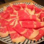 牛太 - 料理写真:牛肩バラ