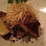 15836207 - 真鯛のポワレ バルサミコソース