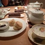 こだわり専門店 紅茶屋さん - スコーンセット