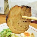 池田麺彩 - チャーシュー2枚