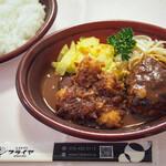 フライヤ - 料理写真:Aセット