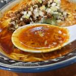 熊猫飯店 - 坦々スープ