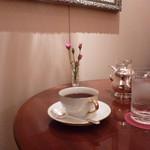 ロイヤルクリスタルカフェ - 2012年11月 コーヒー