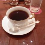 ロイヤルクリスタルカフェ - 2012年11月コーヒー お代り出来ます!