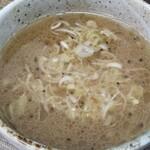 158381371 - Gつけ麺スープ
