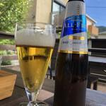 カフェ 八曲音 - ドリンク写真:ノンアルコールビール