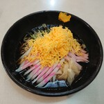 158389244 - 冷やし中華、至ってシンプル〜でも麺の量が多めに思えて満足マンゾク♪