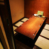 鳥どり - 内観写真:扉の閉まる完全個室です。(6名様用)