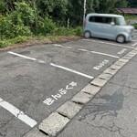 まんぷく亭 - 第2駐車場_2021年9月