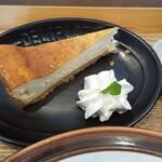 158397770 - デザートのチーズケーキ