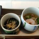 日本料理 芝桜 - 朝食の品