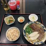 守礼そば - 料理写真: