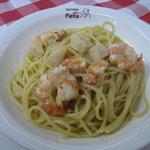 イタリア食堂 ピエーナ - ピエーナ風スパゲッティ