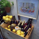 1584294 - フルーツとワインがご自慢♪