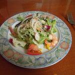 1584295 - 具沢山の前菜サラダ