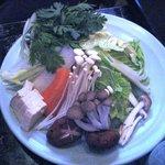 1584376 - 豚しゃぶの野菜