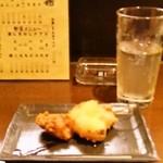 串一 - 串揚げ と レモンサワー♪