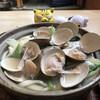 川市 - 料理写真:はまぐりが一杯 ※下には、ちゃんと、うどんが入ってます