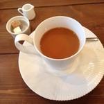 パインツリーカフェ - オススメコーヒー(ブラジル?)