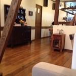 パインツリーカフェ - こっちはカウンター